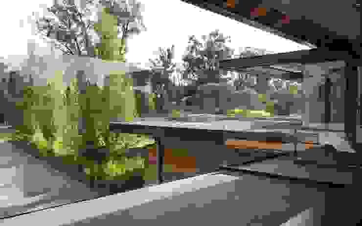 House in Blair Atholl Nico Van Der Meulen Architects Moderne Häuser
