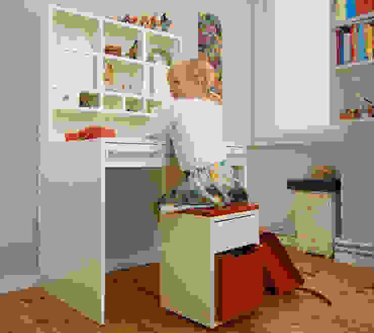 Projekty,  Pokój dziecięcy zaprojektowane przez Hase Weiss