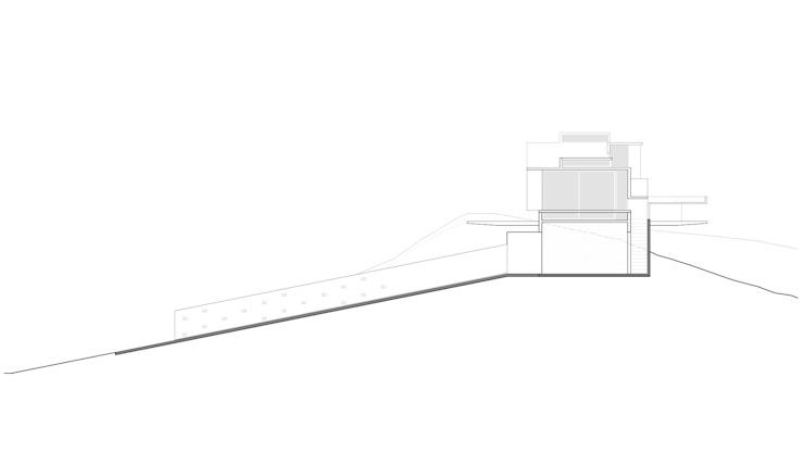 CASA WEIN de Besonías Almeida arquitectos Moderno
