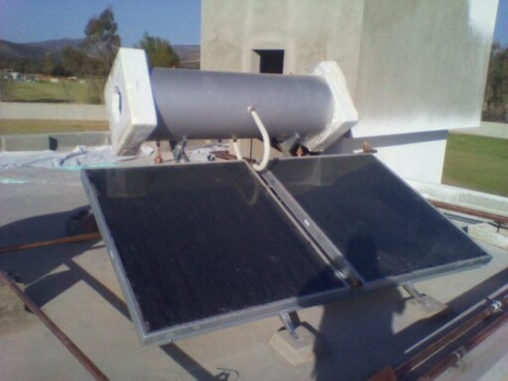 ENERGIA SOLAR TERMICA de Simah