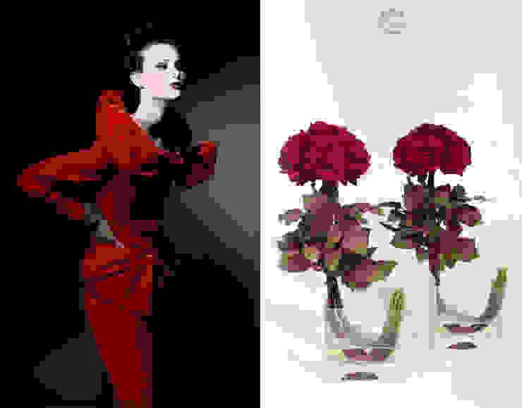 Arranjos de Rosas Red Velvet por Materflora Lda. Clássico