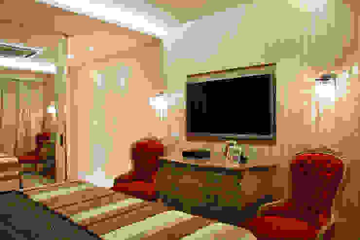 Classic style bedroom by Ana Adriano Design de Interiores Classic