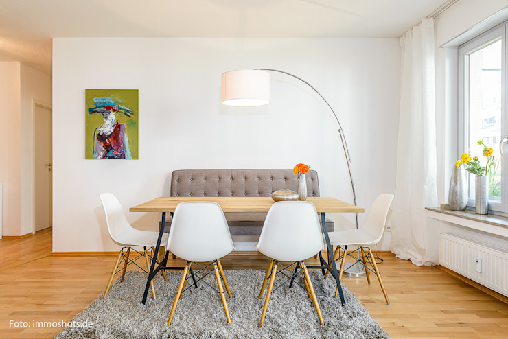 Home Staging. Esszimmer von Immotionelles