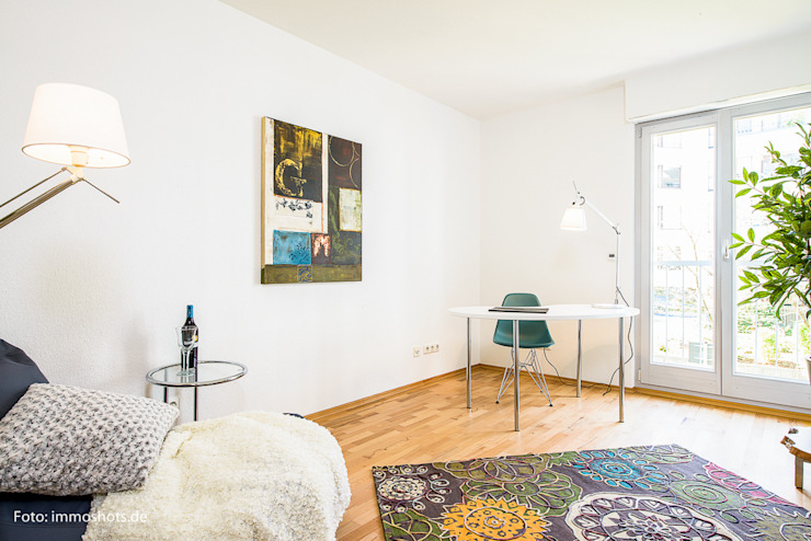 Home Staging. Arbeitszimmer. von Immotionelles