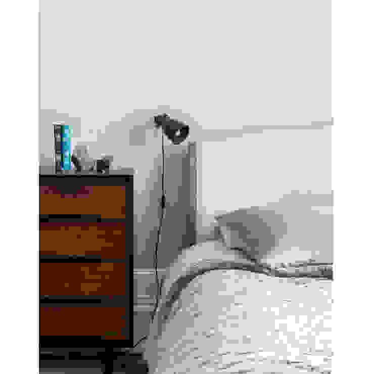 Velvet Linen Bedspread (Oyster / Natural Linen): classic  by Niki Jones, Classic