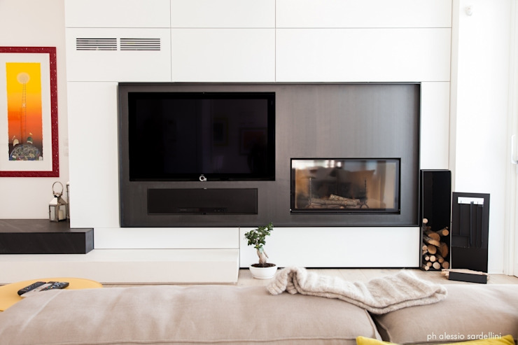 COOLSTOODIO LivingsMesas y soportes para TV y multimedia