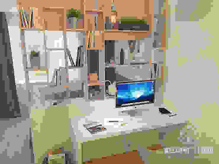 Мастерская дизайна Welcome Studio Salones escandinavos