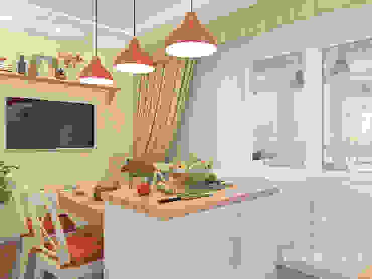Мастерская дизайна Welcome Studio Cocinas escandinavas