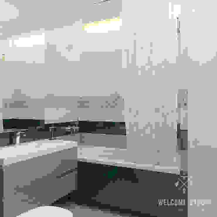 Мастерская дизайна Welcome Studio Baños minimalistas