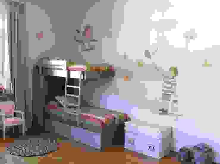 DORMITORIO INFANTIL Dormitorios infantiles de estilo moderno de Judith interiors Moderno