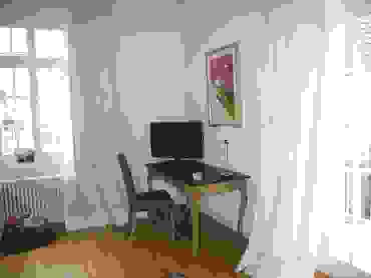 DORMITORIO INVITADOS Dormitorios de estilo clásico de Judith interiors Clásico