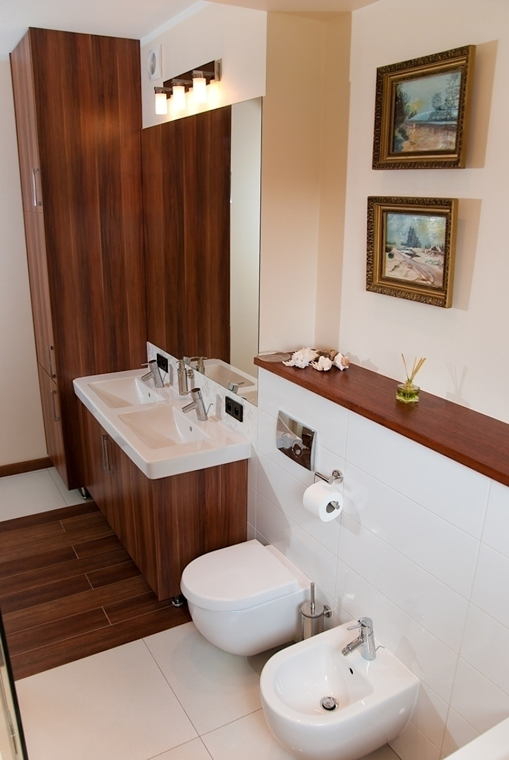 YNOX Architektura Wnętrz Ausgefallene Badezimmer
