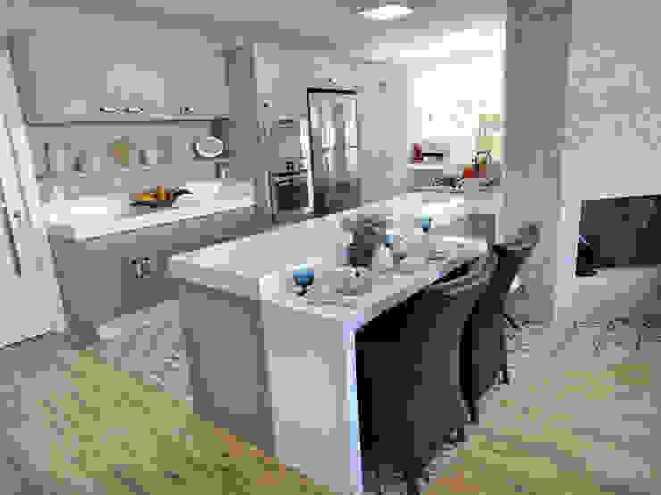 Showkitchen Cozinhas clássicas por Gabriela Herde Arquitetura & Design Clássico