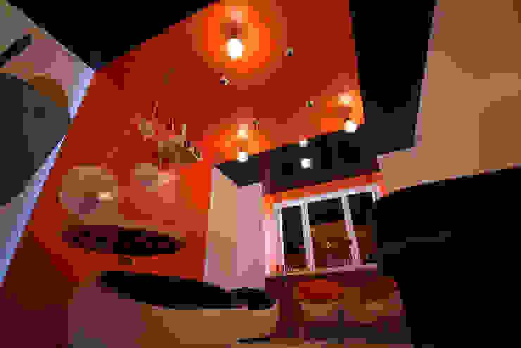 гостиная Медиа комната в стиле минимализм от artemuma - архитектурное бюро Минимализм