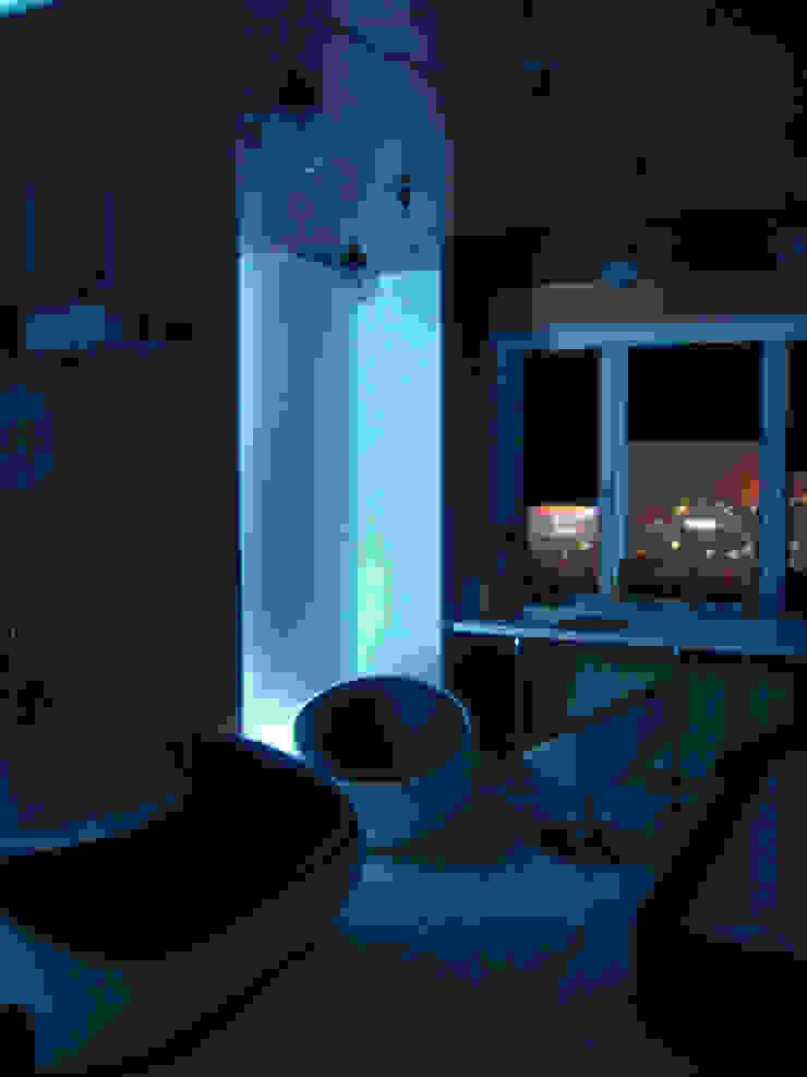 игровая Медиа комната в стиле минимализм от artemuma - архитектурное бюро Минимализм