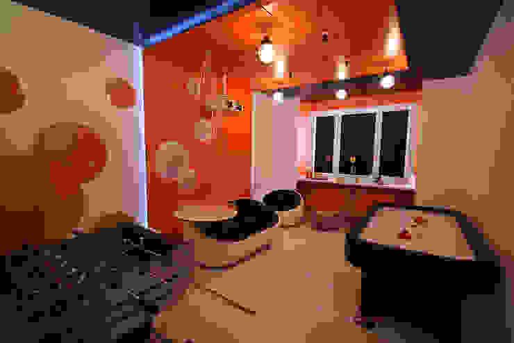 игровая Гостиная в стиле минимализм от artemuma - архитектурное бюро Минимализм