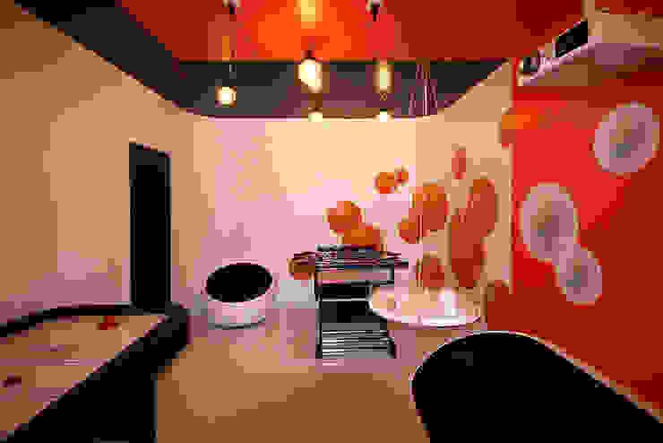 игровая от artemuma - архитектурное бюро Минимализм