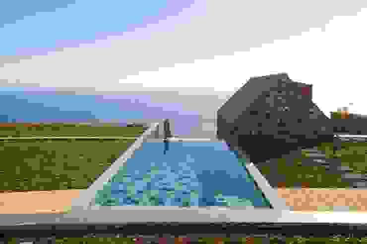Turismo rural Casas da Vereda Casas mediterrânicas por Mayer & Selders Arquitectura Mediterrânico