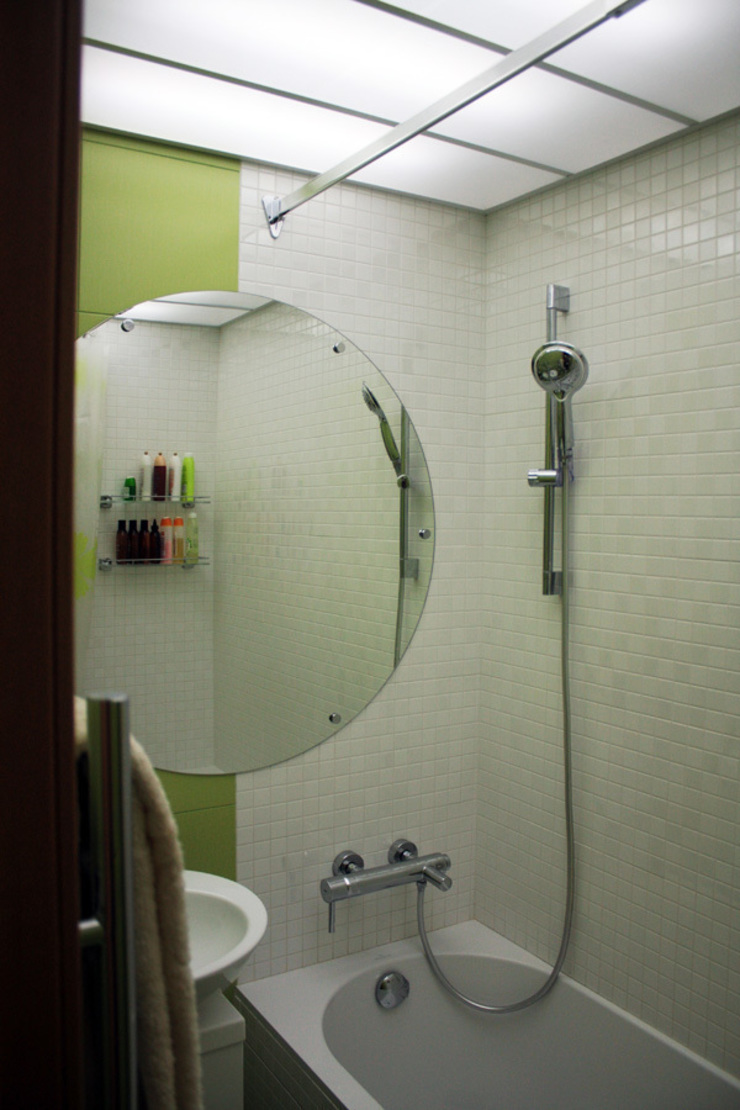 ванная от artemuma - архитектурное бюро Минимализм