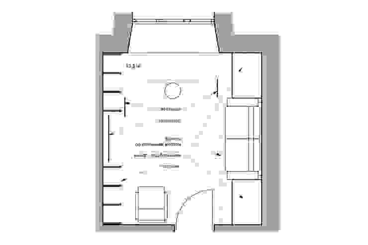 планировка от artemuma - архитектурное бюро