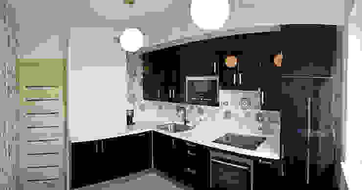 кухня Кухня в стиле минимализм от artemuma - архитектурное бюро Минимализм