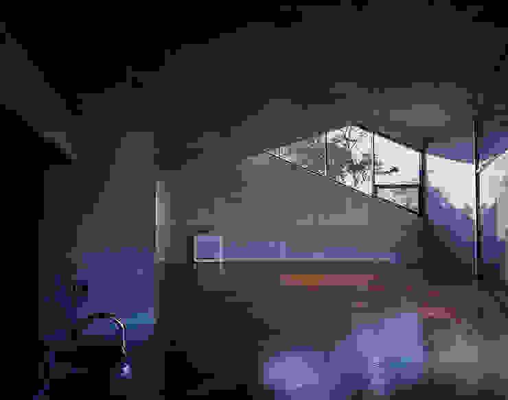 止静と家 モダンデザインの ダイニング の +0 atelier | プラスゼロアトリエ モダン