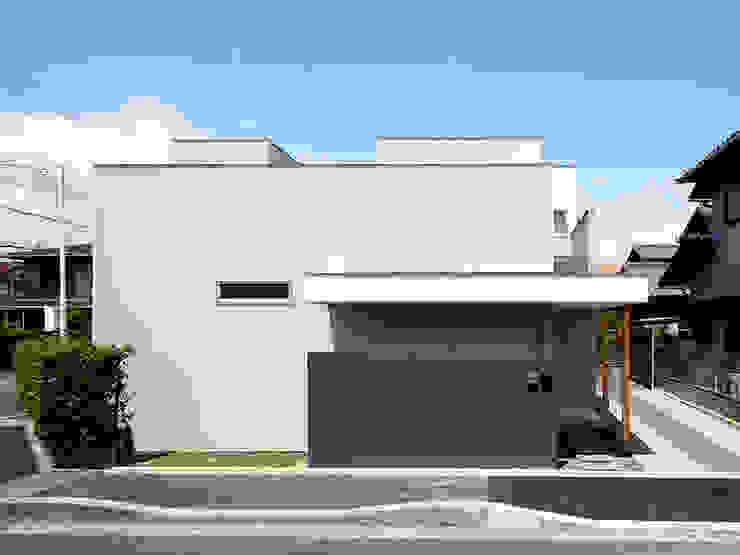 UMH モダンな 家 の +0 atelier | プラスゼロアトリエ モダン