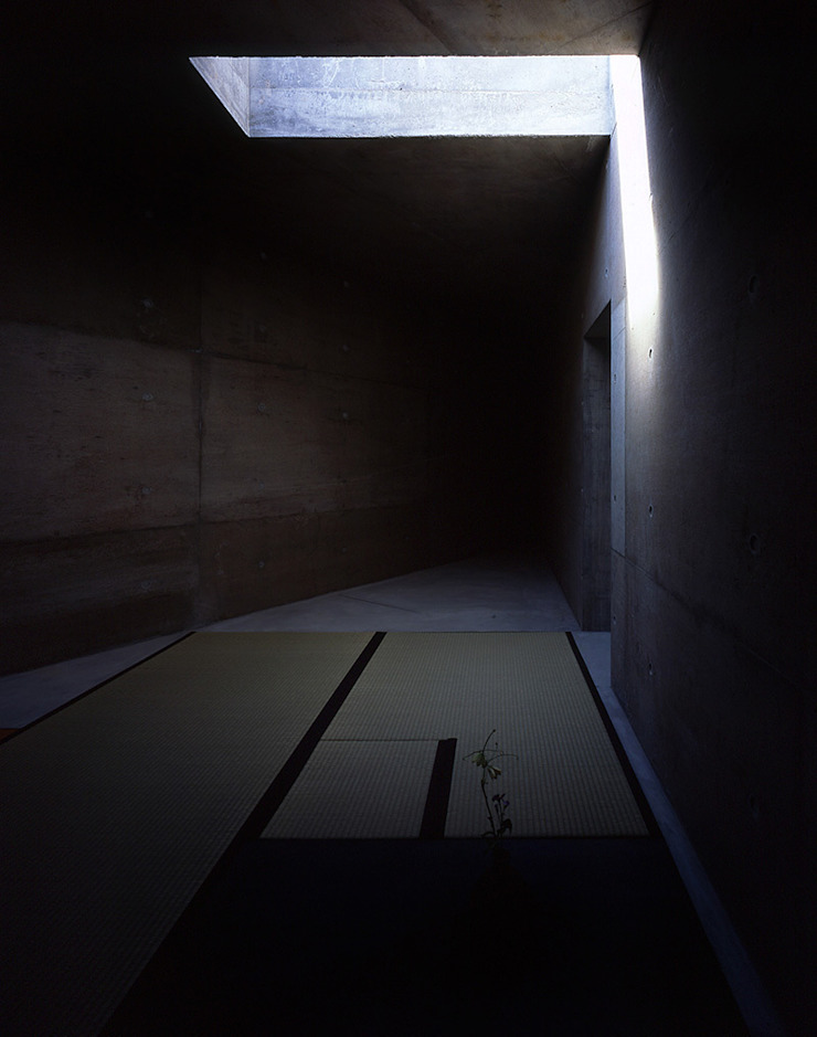 止静と家 モダンデザインの 多目的室 の +0 atelier | プラスゼロアトリエ モダン