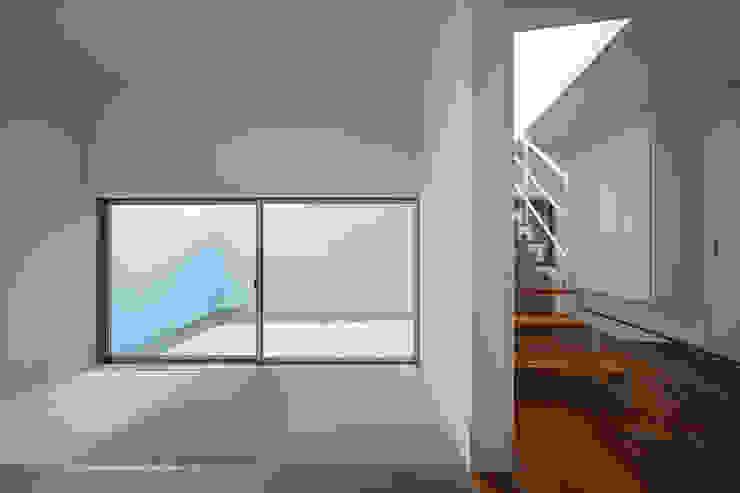 TOUFU: +0 atelier | プラスゼロアトリエが手掛けた和室です。,モダン