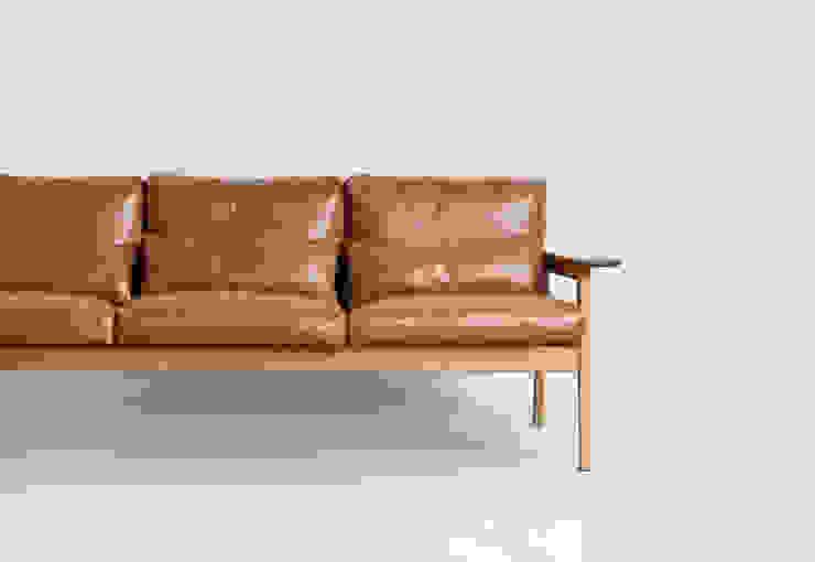 Sofa 3p: STANDARD.a의 현대 ,모던