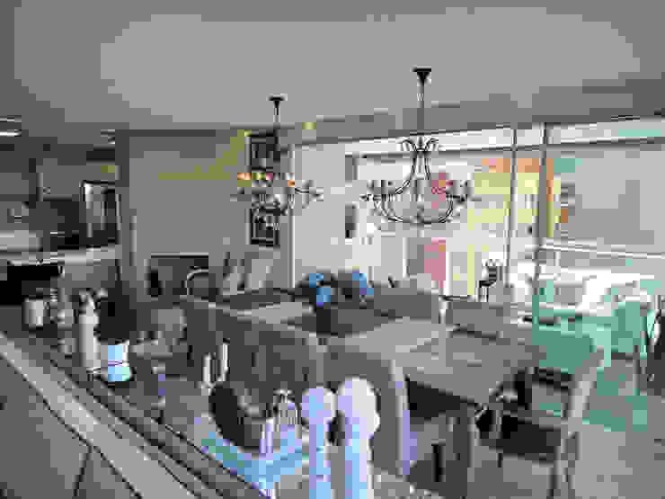 Comedores de estilo rústico de Gabriela Herde Arquitetura & Design Rústico