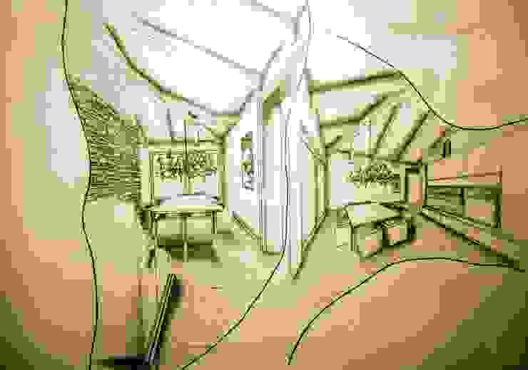 Attico di Interior Design Stefano Bergami