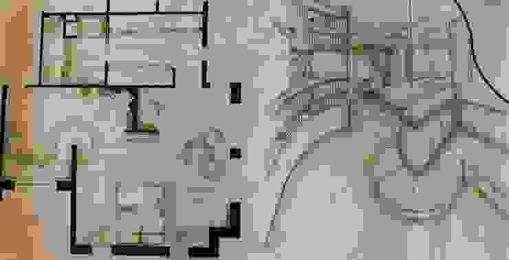 Camera Padronale di Interior Design Stefano Bergami
