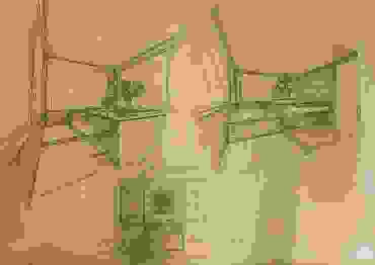 Area Benessere di Interior Design Stefano Bergami
