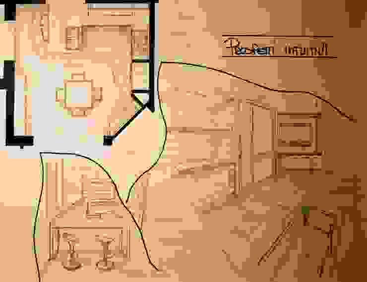 Cucina di Interior Design Stefano Bergami