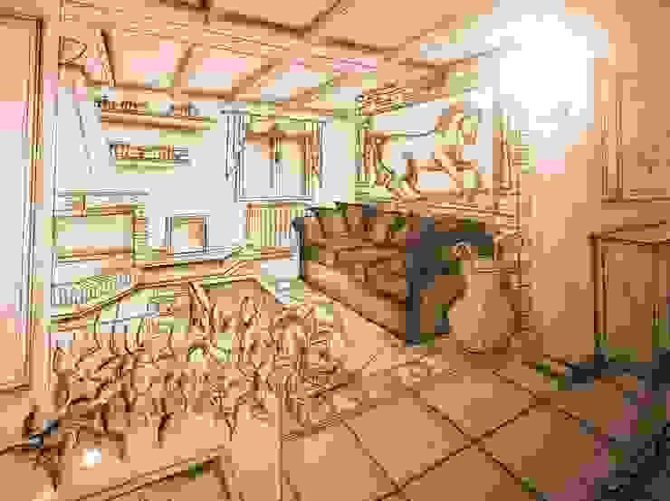 Sejour di Interior Design Stefano Bergami