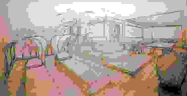 Terrazzo di Interior Design Stefano Bergami