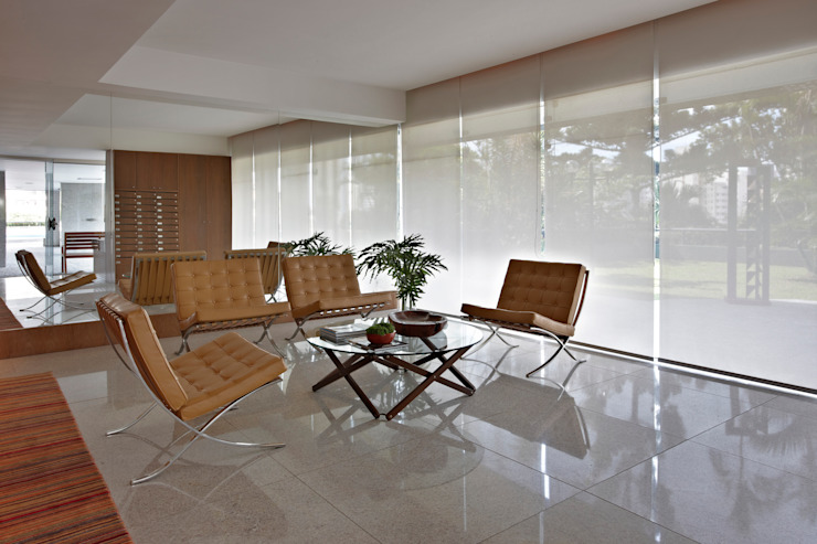 Modern Koridor, Hol & Merdivenler Coutinho+Vilela Modern