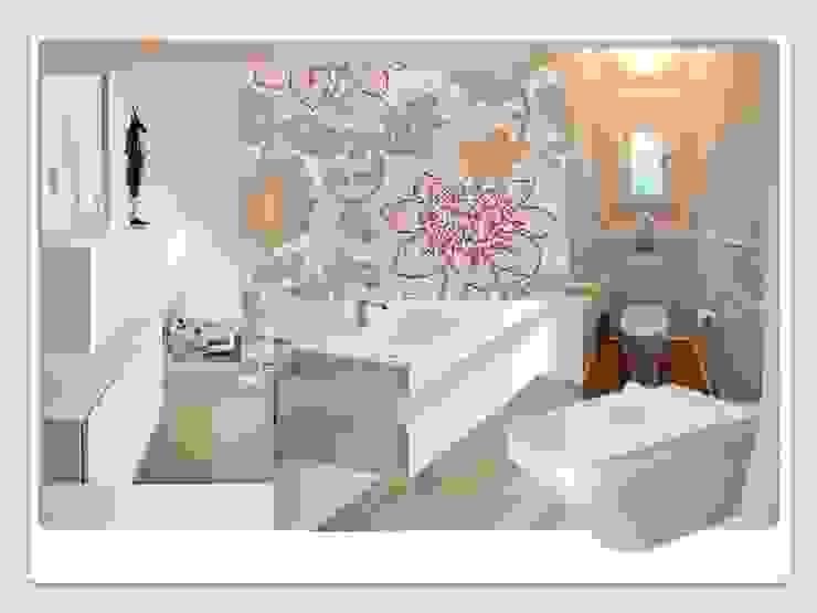 Ванная от Мастерская дизайна ЭГО