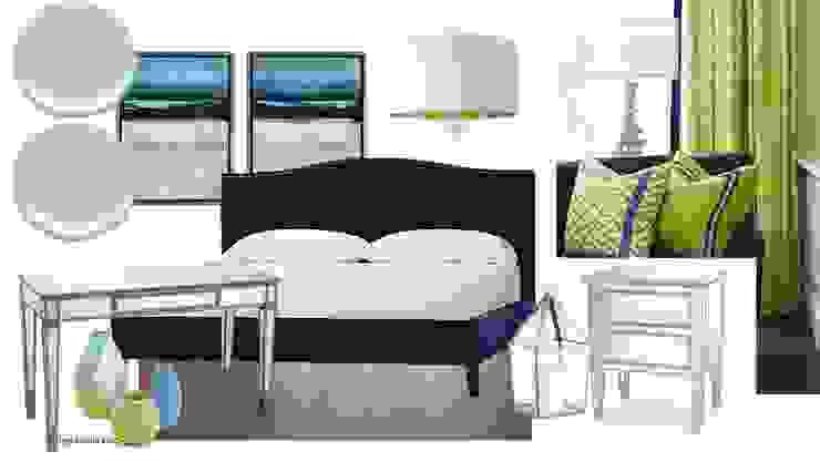 Спальня от Мастерская дизайна ЭГО