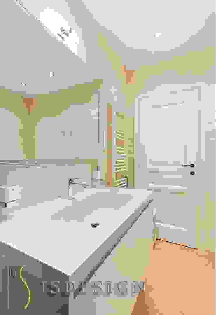 Ванная комната ISDesign group s.r.o. Ванная комната в стиле кантри