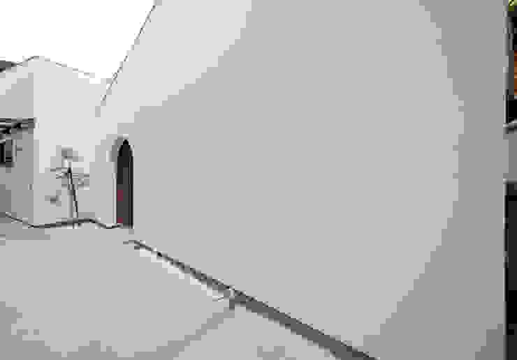 DOG COURTYARD HOUSE 地中海風 家 の 充総合計画 一級建築士事務所 地中海