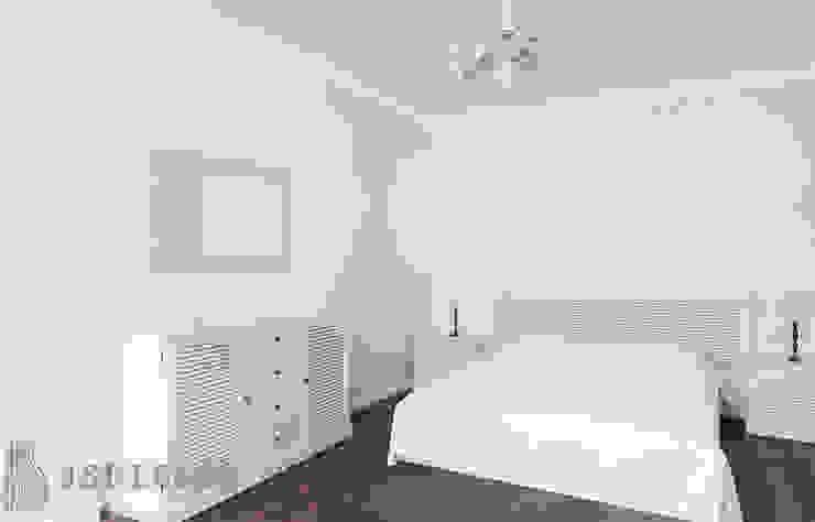 Спальная ISDesign group s.r.o. Спальня в стиле кантри