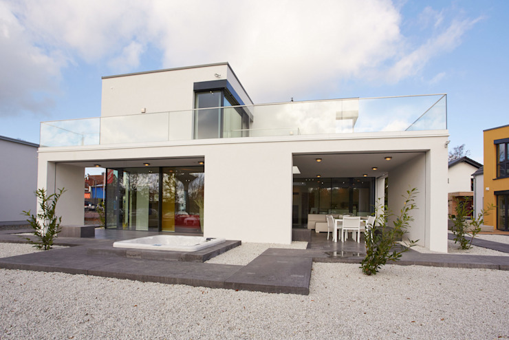Houses by OKAL Haus GmbH,
