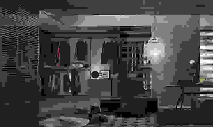 Dress Bold Walk In Wardrobe by Rimadesio: modern  by Campbell Watson, Modern