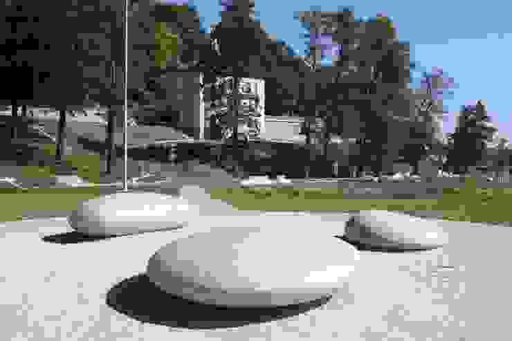 Stone: modern  von Concrete Rudolph GmbH,Modern