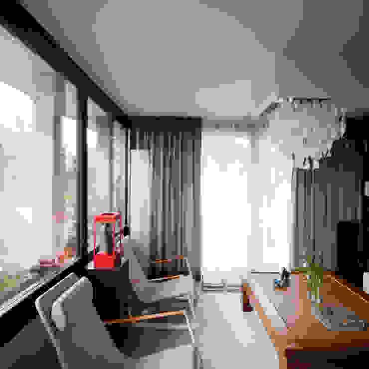 Haus Seesicht I Moderne Arbeitszimmer von Blue Architects Modern