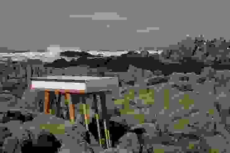 Mesa Nécora de JUAN ARES Marine Design Escandinavo