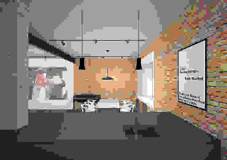 КВАРТИРА НА СПОРТИВНОЙ от ARCHITECTURAL BUREAU PROJECT ELEVEN Лофт