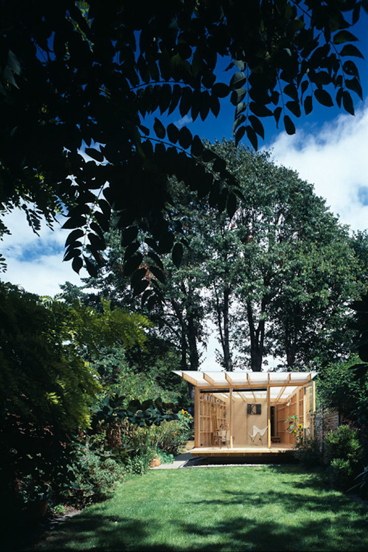 The new Summerhouse Jardines de estilo moderno de Ullmayer Sylvester Moderno